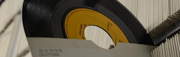drifters45 record